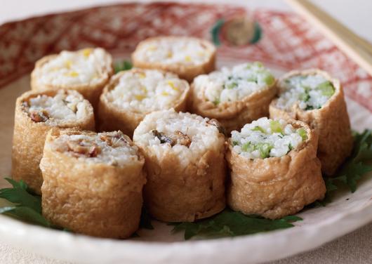 レシピ いなり 寿司