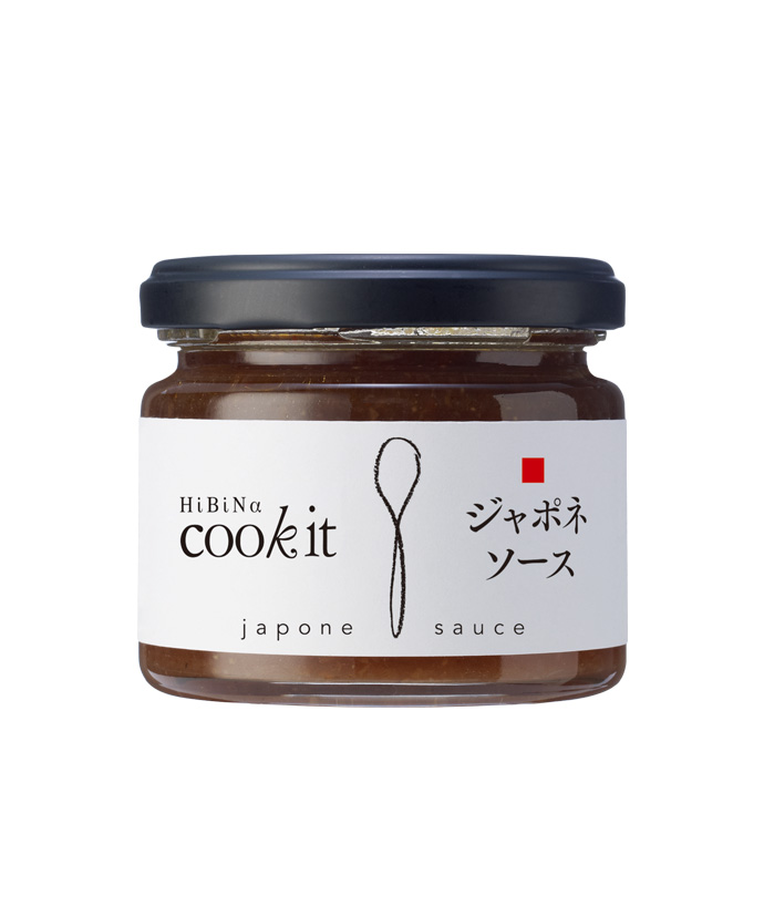 Cook itジャポネソース130g